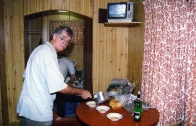 Jindabyne - Morning after 1996 Federal Election (Peter) - 96-0001.jpg