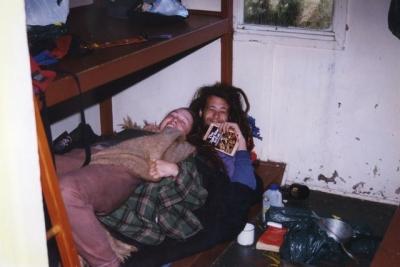 Rick and Miriam in Honeymoon Suite, Valentines (Peter) - 96-0042.jpg