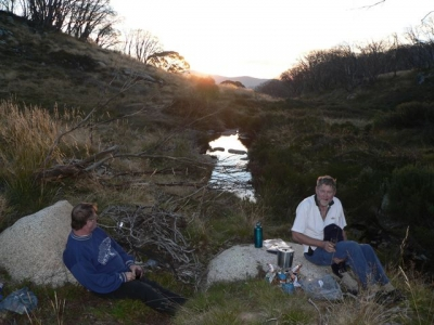 Camping at Duck Creek. - P1080401.JPG