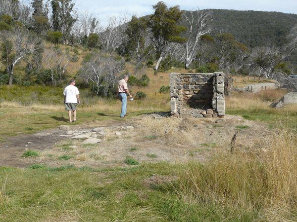 Site of Original Delaneys 2008 - P1010957.JPG