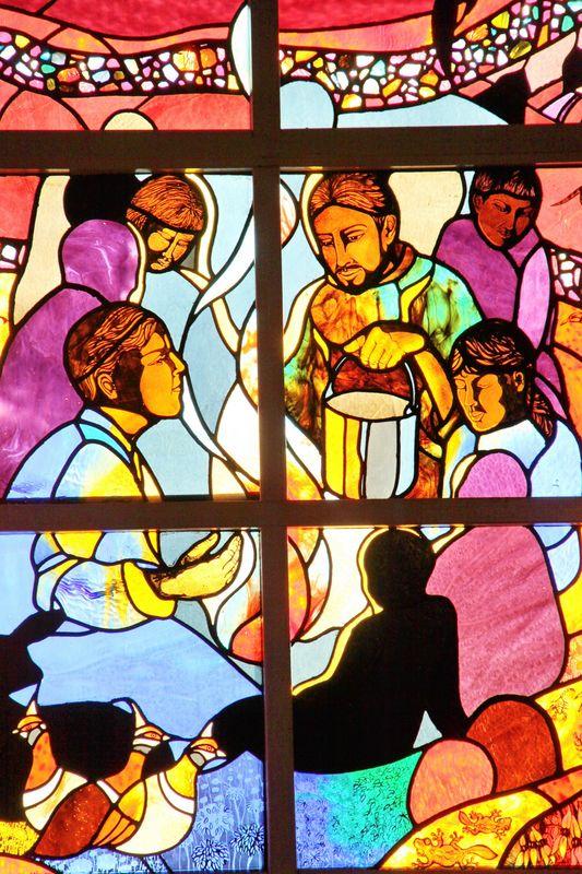 Jesus boils the billy at church in Sandstone, Western Australia - IMG_5291 a r.JPG