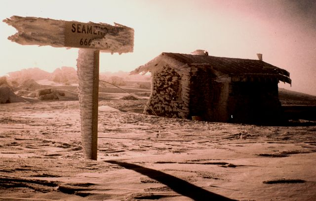After the blizzard - Seamans Hut 1972 1.jpg