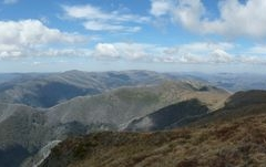 - Towards Hotham from Mt Feathertop.JPG