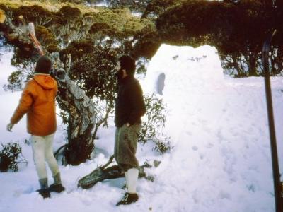 Kosciusko to Kiandra 1972