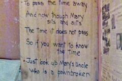 2012 Mary had a little clock - Mary a.JPG