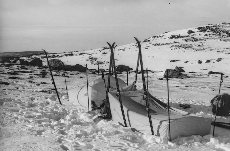 1970 Testing Emergency Bivvy Bags on the Rolling Ground - Old Ski Photos0003 c a.jpg